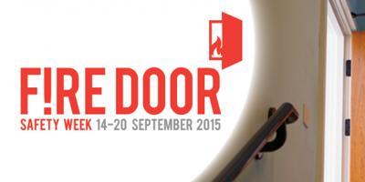 Fire Door Safety Week 2015