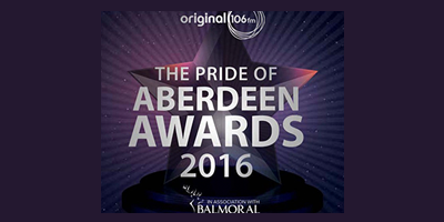 Pride of Aberdeen Awards 2016