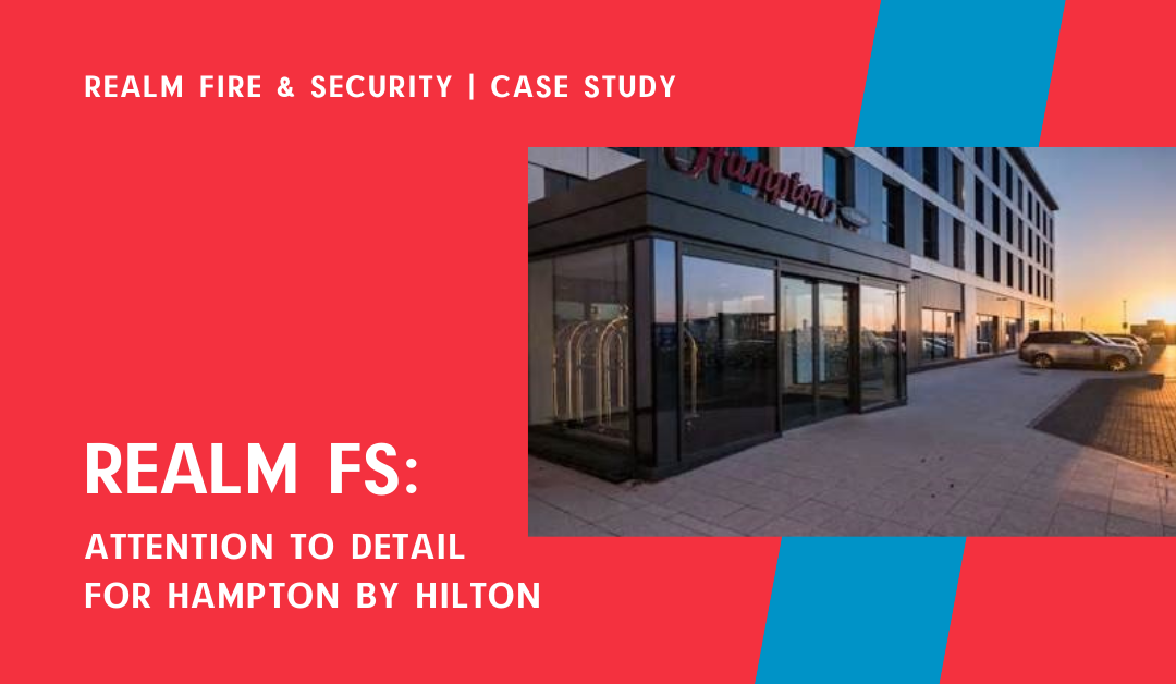 Realm FS – attention to detail for Hampton by Hilton