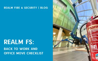 Back to Work and Office Moving Guide and Checklist