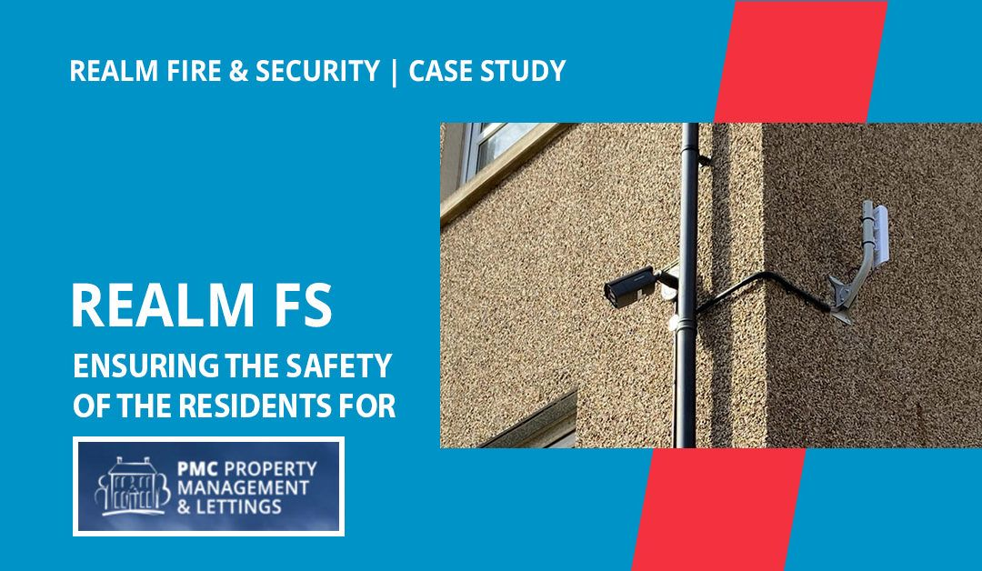 Realm FS – Ensuring the safety of the residents for The Property Management Company (PMC)